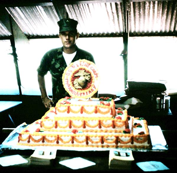 Usmc Birthday Hotel 25 Vietnam Marines
